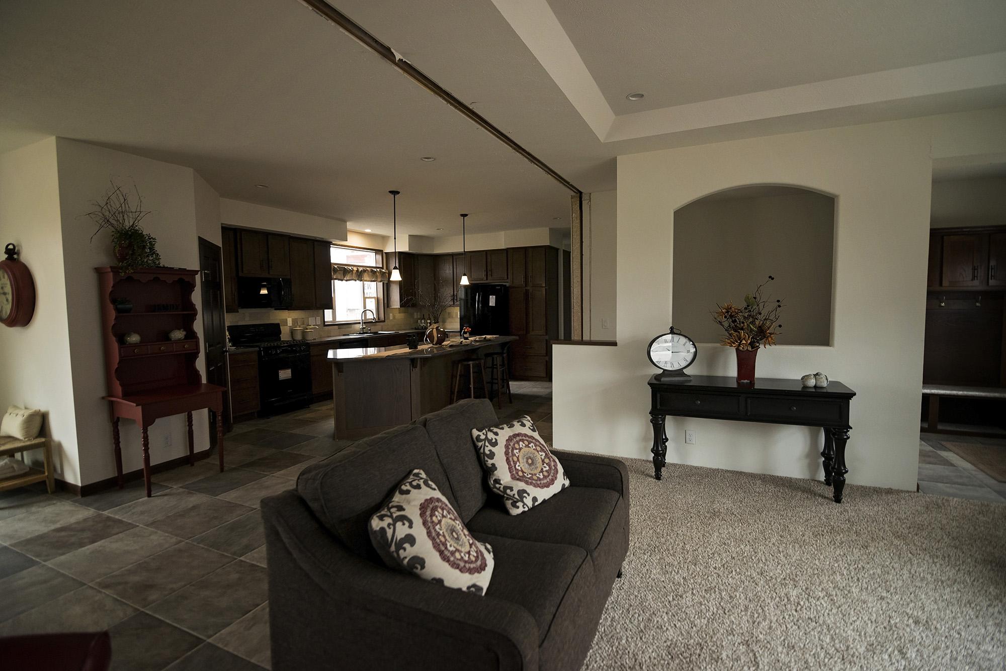 Integrity 43 Living Room