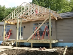 Cleveland, MN Modular Home Project